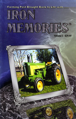 Iron Memories Volume I (US Only)