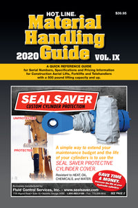 2020 Hot Line Material Handling Guide (Last Year Published)