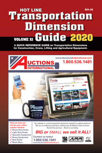 2020 Hot Line Transportation Dimension Guide