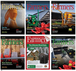 Farmers Hot Line All Editions
