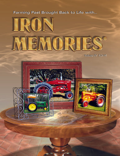 Iron Memories Volume IV (US Only)
