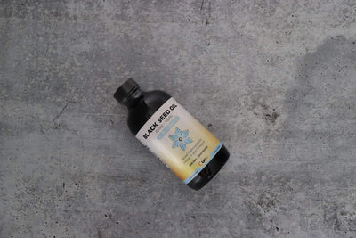 Black Seed Oil - 8oz Glass Bottle