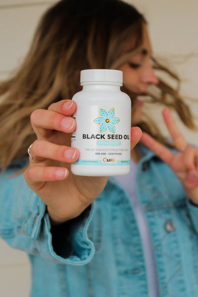 Labor Day Sale: Black Seed Oil Capsules