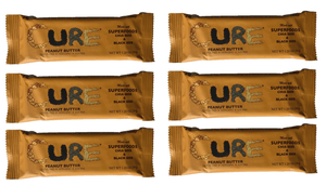 Single Peanut Butter CURE Bars 6