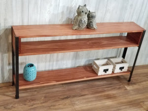 Behind the Sofa, Sofa Table,  Long Skinny Console Table
