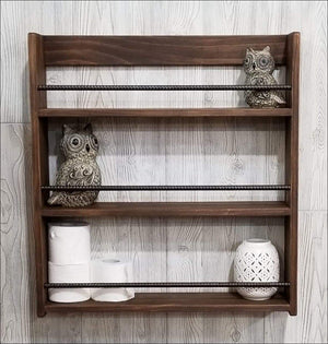 Large Bathroom Shelf - Bathroom Shelf