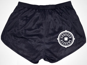 Black Conquer Performance Shorts