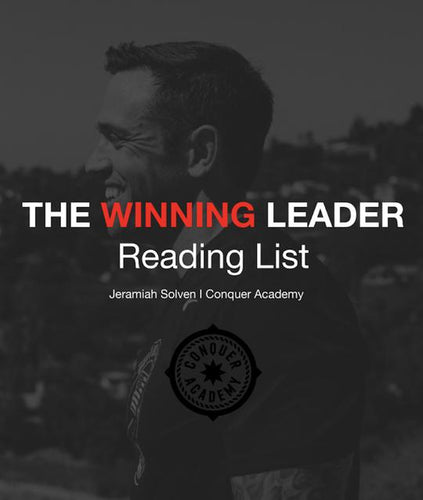 THE WINNING LEADER READING LIST