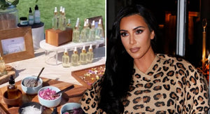 Green Labs Health CBD Kim Kardashian Baby shower