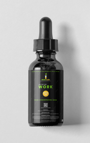 Green Labs Work Tincture