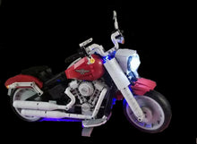 Lighting Kit for Lego Creator Expert Harley-Davidson Fat Boy 10269