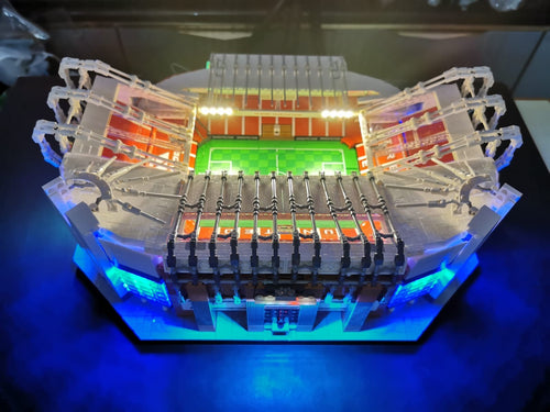 LED Lighting Kit for Lego 10272 Creator Expert Old Trafford Manchester United