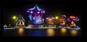 LED Lighting Kit for Lego Winter Village Market 10235