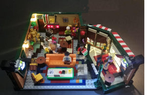 LED Lighting Kit for Lego 21319 Ideas Central Perk Friends