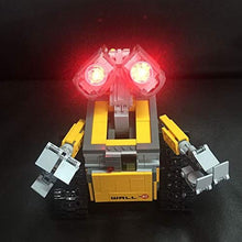 Lighting kit for Lego Ideas Wall E 21303