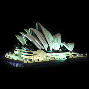 Lighting kit 10234 Sydney Opera House