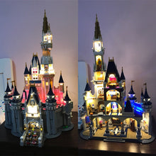 Castle Tower Lighting Kit for Lego 71040