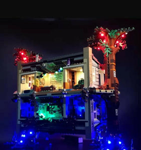 Lighting Kit for Lego 75810 Stranger Things The Upside Down
