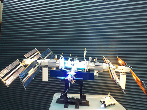 LED Lighting Kit for Lego Ideas International Space Station 21321