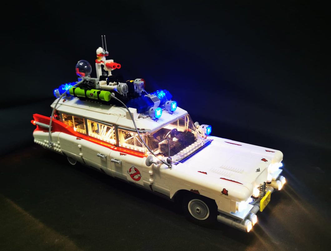 LED Lighting Kit for Lego Ghostbusters ECTO-1 10274
