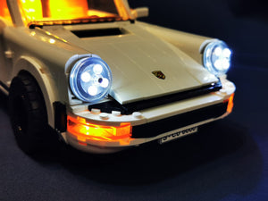 LED Lighting Kit for Lego 10295 Porsche 911 Creator