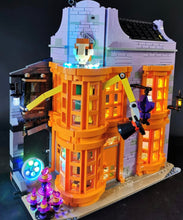 LED Lighting Kit for Lego Diagon Alley 75978 Harry Potter