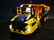 LED Lighting Kit for Lego Technic 6x6 Volvo Articulated Hauler 42114