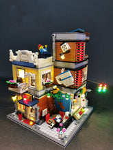 LED Lighting Kit for Lego Townhouse Pet Shop & Café 31097