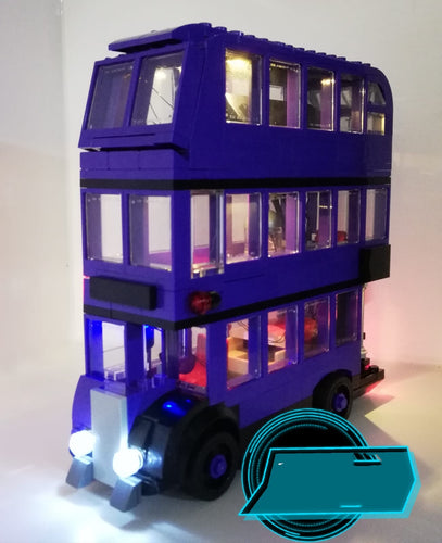 LED Light Kit for Lego Knight Bus Harry Potter 75957