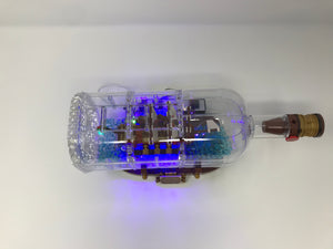 LED Light Kit Lighting kit for LEGO Ideas Ship in a Bottle 21313