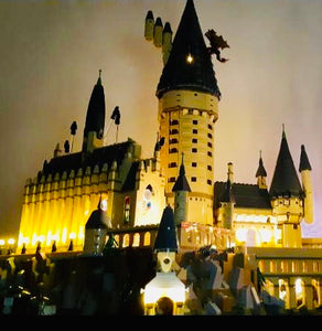 Light Kit for Lego Hogwarts Castle 71043