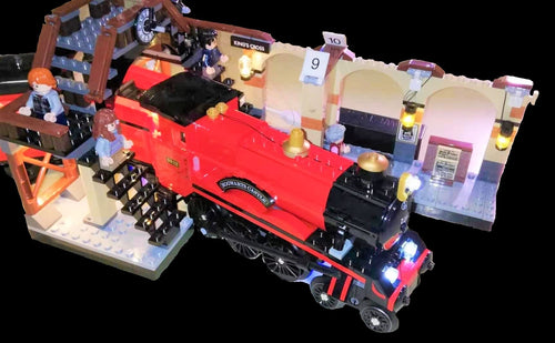 LED Lighting Kit for Lego 75955 Harry Potter Hogwarts Express