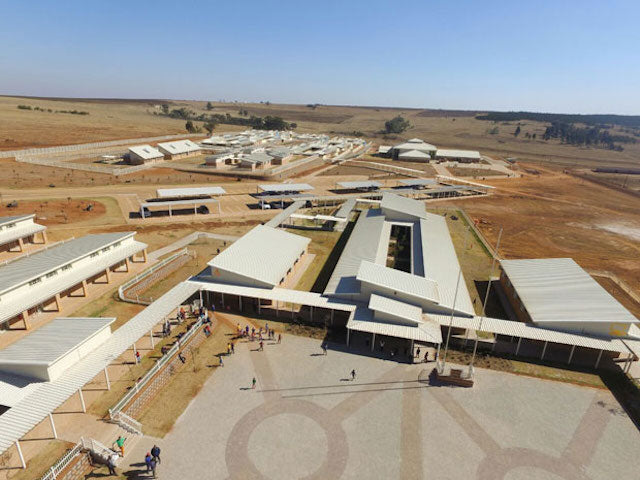 Ezakheni Combined School. Project Value: R135 million