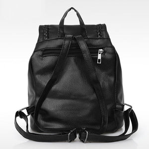 3 Pieces Women's Bag  with Backpack