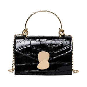 Trendy Shoulder Handbag