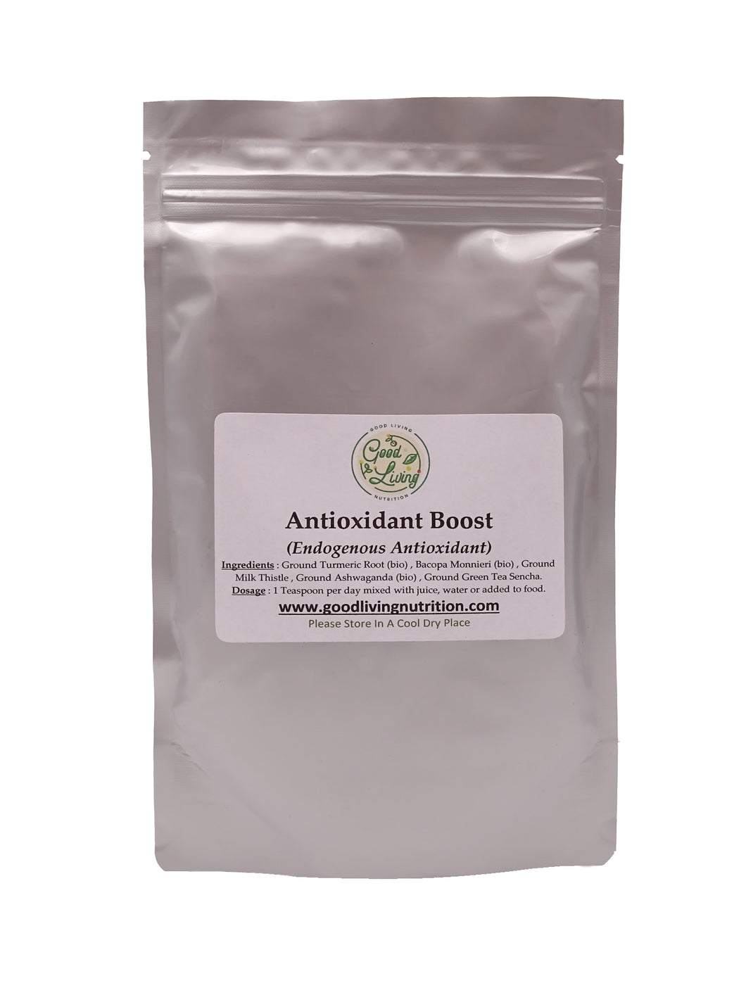 Antioxidant Boost (Endogenous Antioxidant)