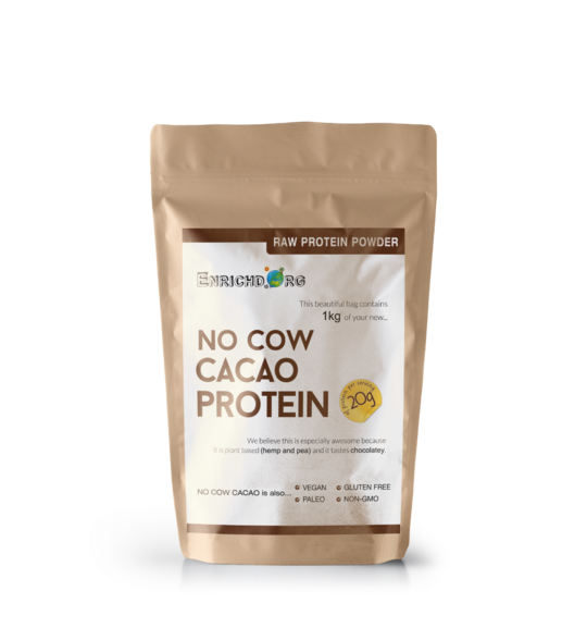 No Cow Cocao - Vegan Protein Powder