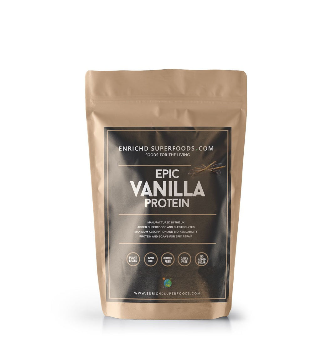 Epic Vanilla - Vegan Protein Powder