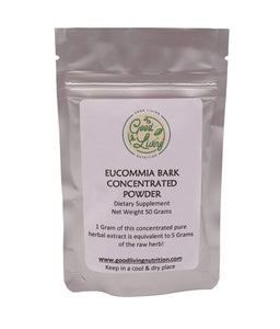 Eucommia Bark Concentrated Powder