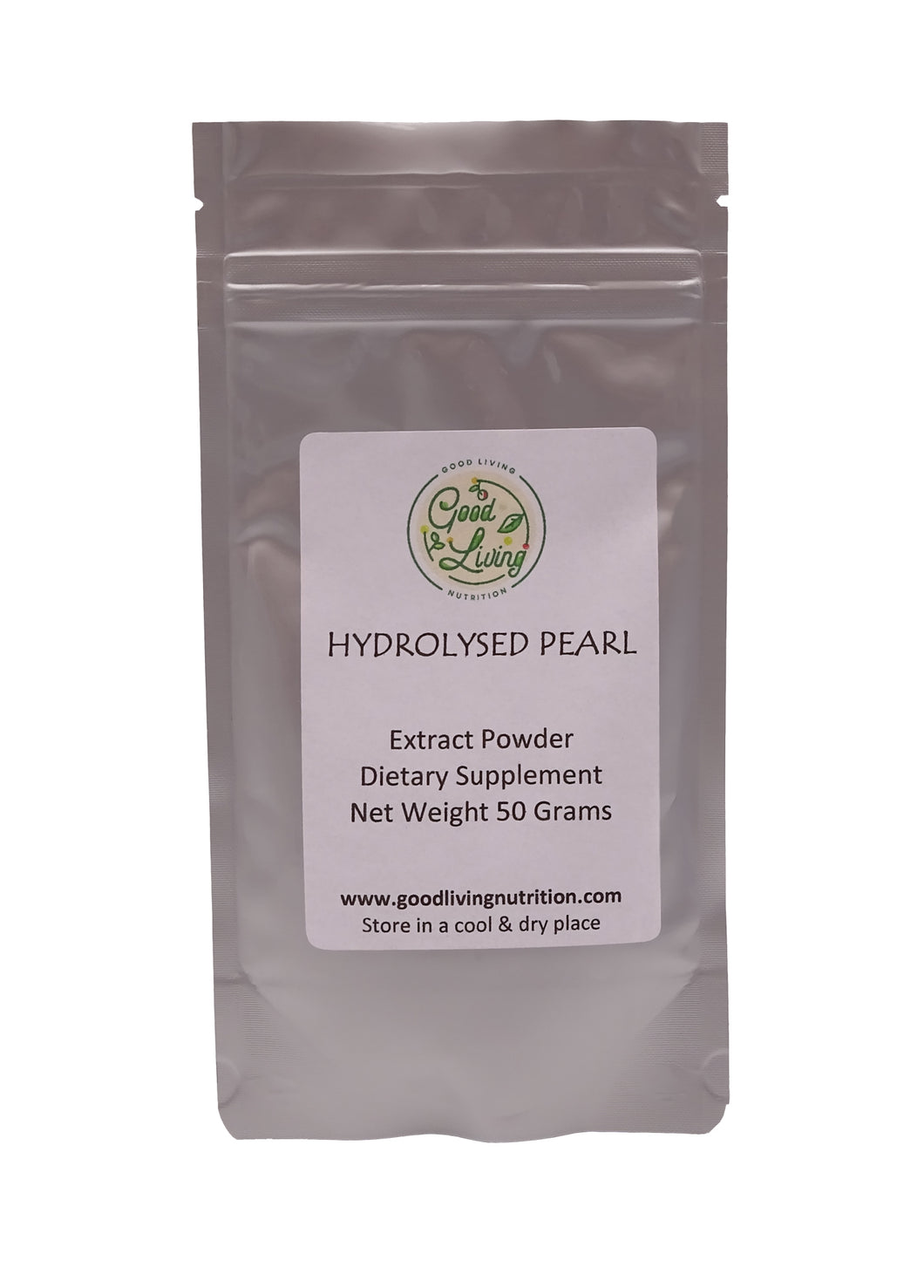 Pearl Hydrolysed Extract Powder