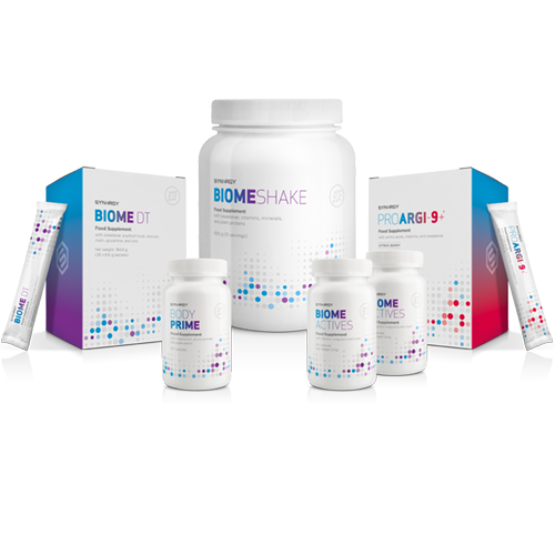 Microbiome 21-Day Purify Kit by Synergy with one to one support
