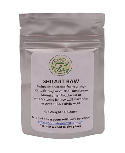 Shilajit Raw Powder