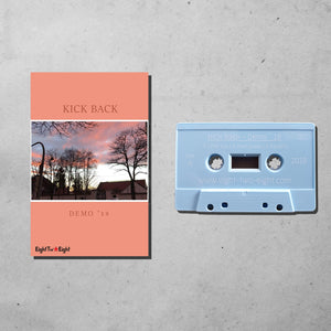 Tape: Kick Back - Demo '18 Light Blue