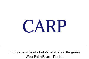 Comprehensive Alcohol Rehabilitation Programs <br> West Palm Beach, Florida