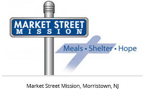 Market Street Mission, Morristown, NJ