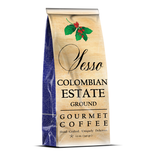 Sesso Colombian Estate<br>Medium Roast