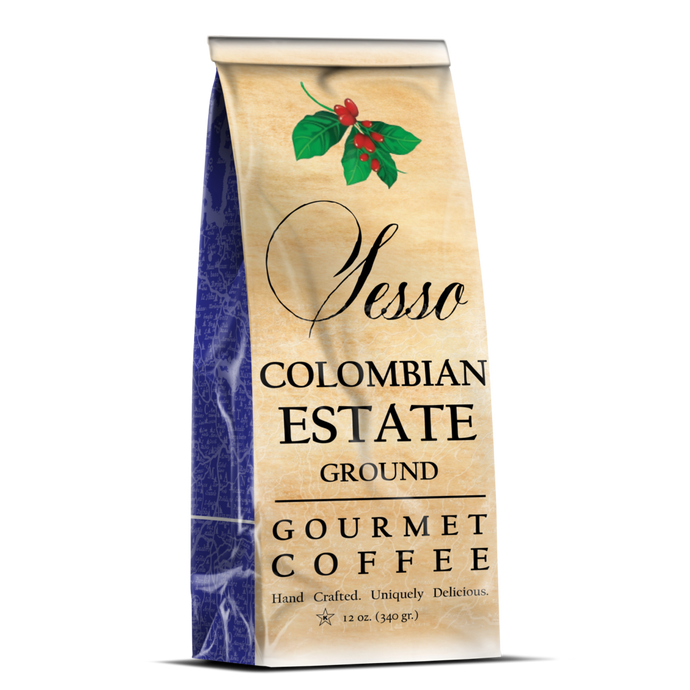 Sesso Colombian Estate Medium Roast