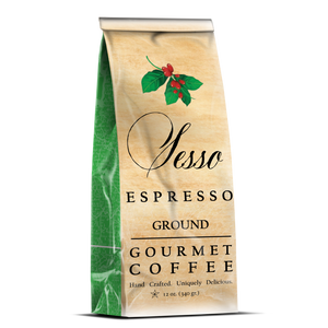 Sesso Espresso <br>Medium Roast