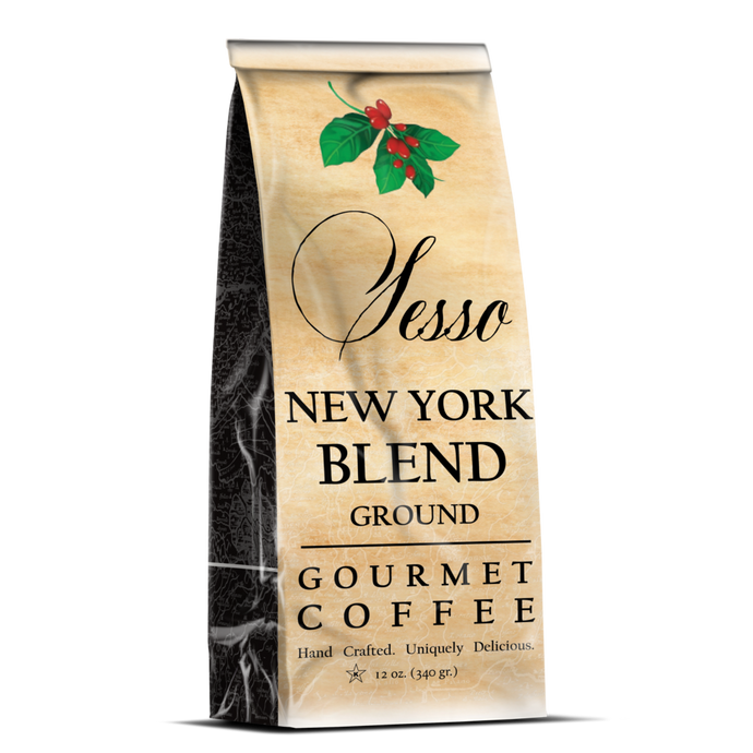 Sesso New York Blend <br>Dark Roast