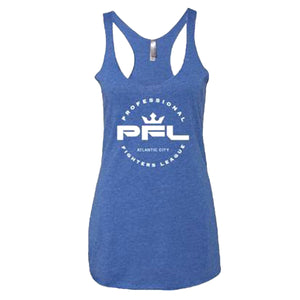 Ladies Atlantic City Racerback Tank